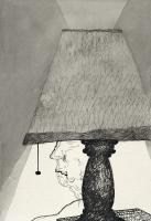 Untitled (Ach, Doktor #8) | 21x30 cm | pencil on paper | 2010
