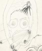 Untitled (Leonce und Lena #18) | 30x35 cm | pencil on paper | 2012