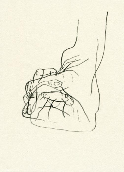 Untitled (Hand #6)